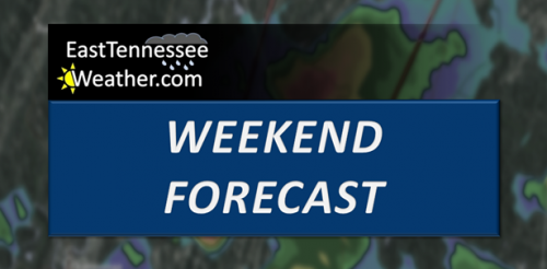 Weekend Forecast: Rain and wind, then sunshine